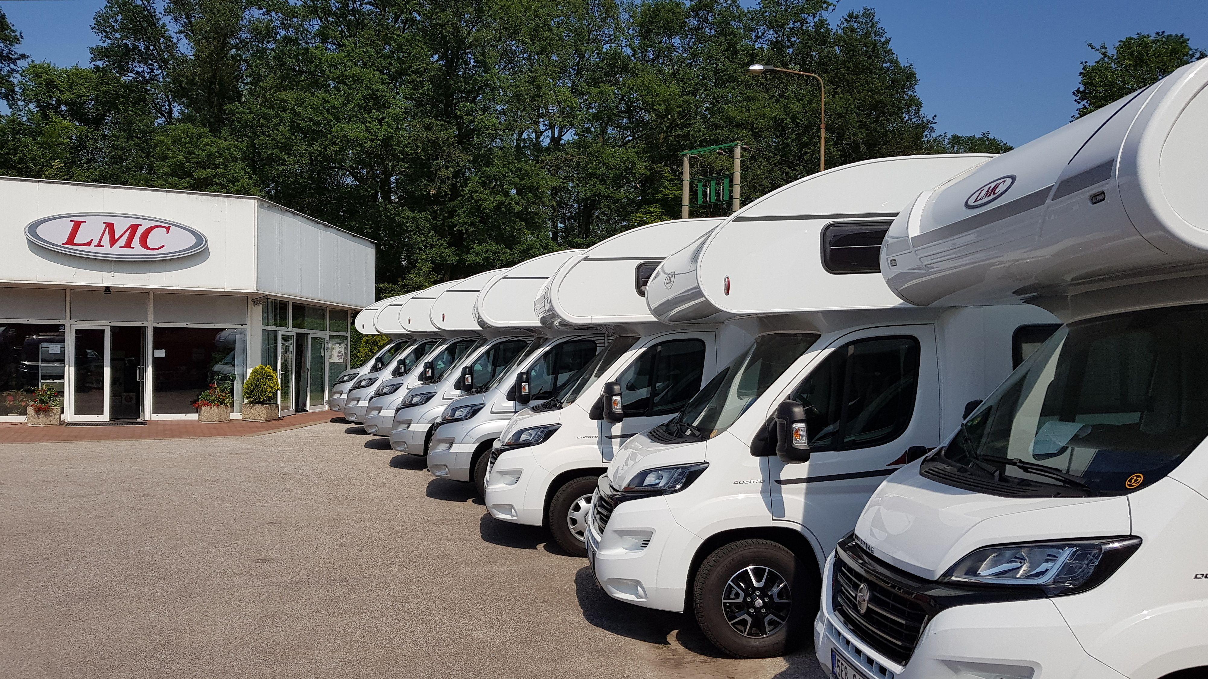 Nové skladové vozy