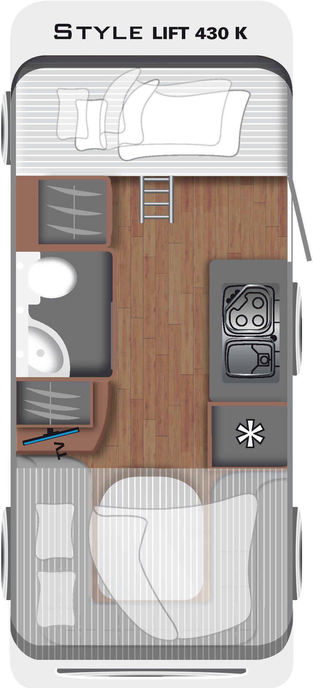 Style Lift 430 K