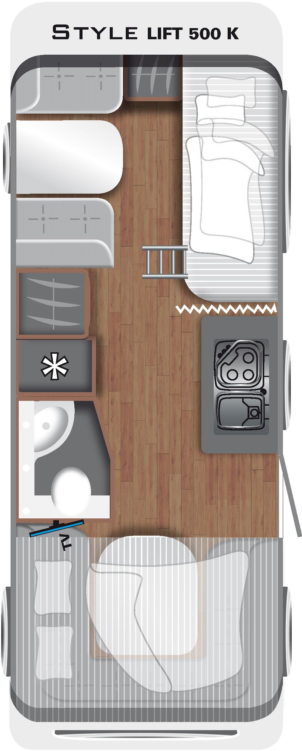 Style Lift 500 K