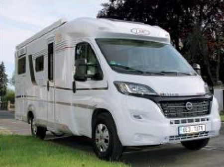 Profi test LMC Van 643 G Caravan 2/2019