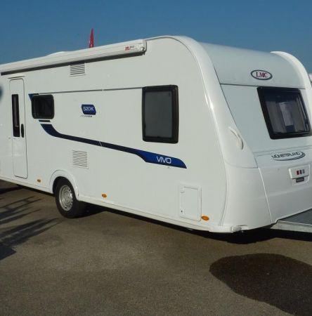 Profi test VIVO 520 K Camping, Cars & Caravans